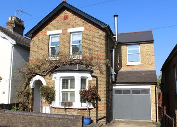 Thumbnail 5 bed detached house to rent in Hummer Road, Egham