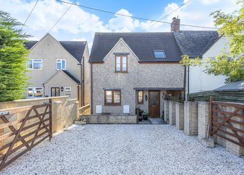 Thumbnail 3 bed semi-detached house for sale in Leafield, Oxfordshire