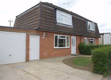 Thumbnail 3 bed semi-detached house to rent in Mayfield Crescent, Lower Stondon, Beds