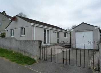 Thumbnail 2 bed detached bungalow to rent in Pengover Close, Liskeard