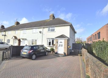 Thumbnail 2 bed end terrace house for sale in Howells Road, Tewkesbury, Gloucestershire