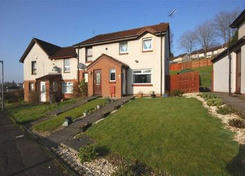 Thumbnail 3 bed end terrace house for sale in Antonine Gardens, Duntocher, Clydebank