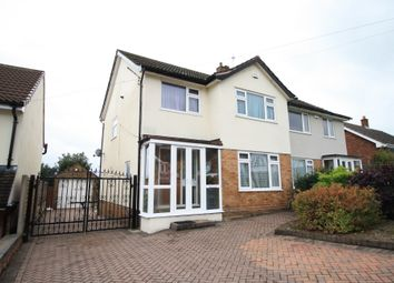 Thumbnail 3 bed semi-detached house for sale in Abbotsford Avenue, Great Barr, Birmingham