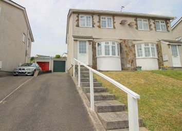 3 bed semi-detached house for sale in Ty Gwyn Drive, Brackla, Bridgend County. CF31