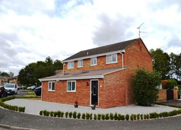 Thumbnail 4 bed detached house for sale in Lime Close, Hartwell, Northampton