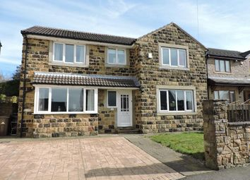 Thumbnail 4 bed detached house for sale in Wentworth Road, Blacker Hill, Barnsley, South Yorkshire