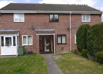 Thumbnail 2 bed terraced house to rent in Blagrove Close, Street