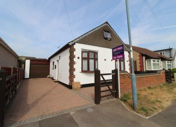 Thumbnail 4 bed detached bungalow for sale in Chichester Road, Greenhithe