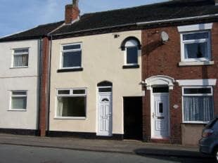 Thumbnail 2 bedroom terraced house for sale in Ravens Lane, Bignall End