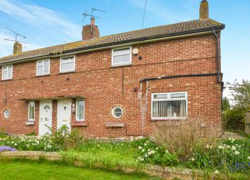 Thumbnail 3 bed semi-detached house for sale in The Chequers, Castlethorpe, Milton Keynes