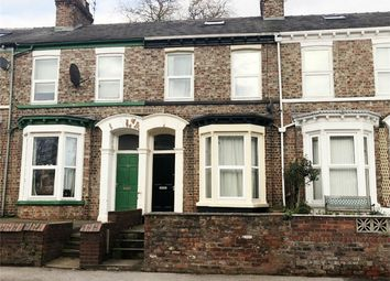 Thumbnail 1 bed terraced house to rent in Nunnery Lane, Off Bishopthorpe Road, York