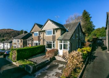 Thumbnail 3 bedroom semi-detached house for sale in 11 Loughrigg Avenue, Ambleside