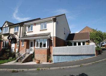 Thumbnail 4 bed semi-detached house for sale in Sherwill Close, Woodlands, Ivybridge