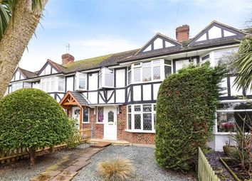 Thumbnail 3 bed terraced house for sale in Wolsey Drive, Kingston Upon Thames, Surrey
