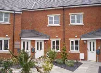 Thumbnail 2 bed flat to rent in Yew Tree Court, Carlisle