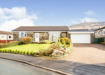 Thumbnail 2 bed bungalow for sale in Harvelin Park, Todmorden, West Yorkshire