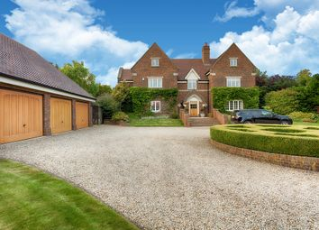 Thumbnail 6 bed detached house for sale in Gilston Park, Gilston, Harlow