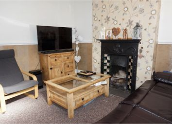 Thumbnail 2 bedroom terraced house for sale in Farm Street, Derby