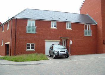Thumbnail 2 bedroom end terrace house to rent in Bathern Road, Southam Fields, Middlemoor, Exeter