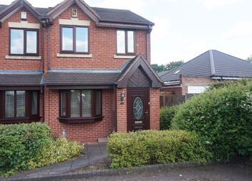 Thumbnail 2 bed end terrace house for sale in Springfield Road, Walmley, Sutton Coldfield