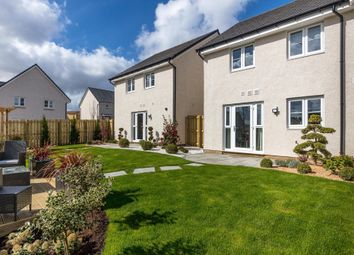 """Thumbnail 3 bedroom semi-detached house for sale in """"Traquair"""" at Barochan Road, Houston, Johnstone"""
