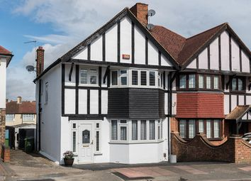 Thumbnail 3 bed semi-detached house for sale in County Gate, London