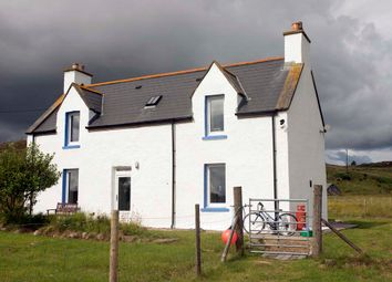 Thumbnail 2 bed detached house for sale in Kirkibost, Bernera