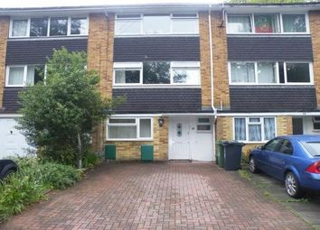 Thumbnail 4 bed town house to rent in The Cloisters, Frimley, Camberley