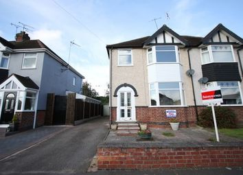 Thumbnail 3 bedroom semi-detached house to rent in Quinton Road, Coventry