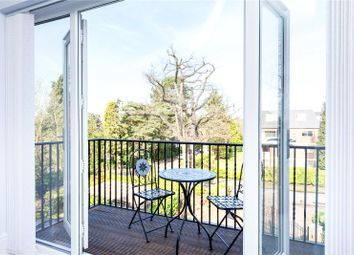 Thumbnail 2 bed flat for sale in The Villiers, Gower Road, Weybridge, Surrey