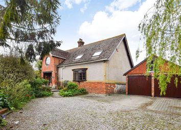 Thumbnail 4 bed detached house for sale in Golden Hill, Whitstable