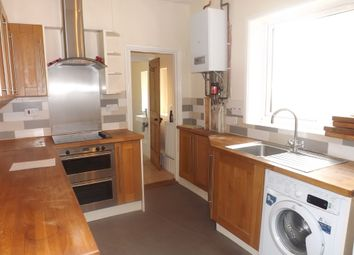 Thumbnail 4 bed terraced house to rent in Cleveland Road, Southsea