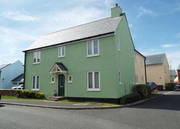 Thumbnail 4 bed detached house for sale in Staddiscombe, Plymouth
