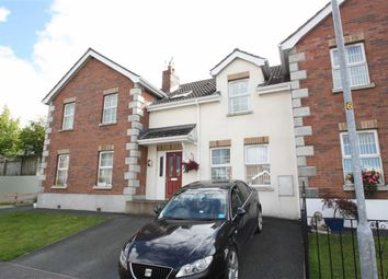 Thumbnail 3 bed town house to rent in Chestnut Meadows, Ballynahinch, Co. Down