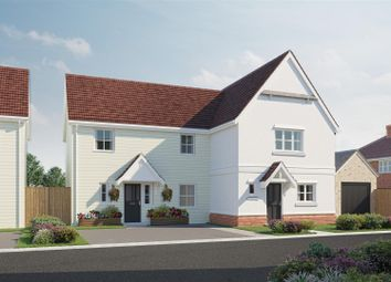 Thumbnail 2 bed semi-detached house for sale in The Marigold, Plot 18, Latchingdon Park, Latchingdon