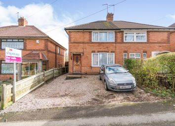 Thumbnail 3 bed semi-detached house for sale in Prestwood Road, Selly Oak, Birmingham