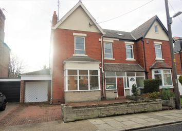 Thumbnail 4 bed semi-detached house for sale in Langholm Road, East Boldon