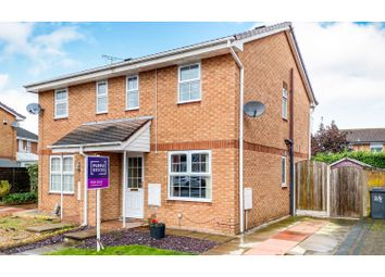 Thumbnail 2 bed semi-detached house for sale in Padworth Place, Crewe