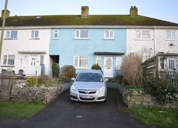 Thumbnail 4 bed terraced house for sale in Metherell Avenue, Brixham, Devon