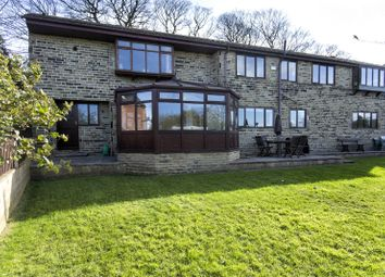 Thumbnail 4 bed detached house for sale in Jackroyd Lane, Mirfield, West Yorkshire