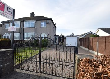 Thumbnail 3 bed semi-detached house for sale in Red Lees Road, Cliviger