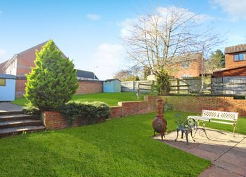 Thumbnail 4 bed detached house for sale in Flintjack Place, Lambourn, Hungerford