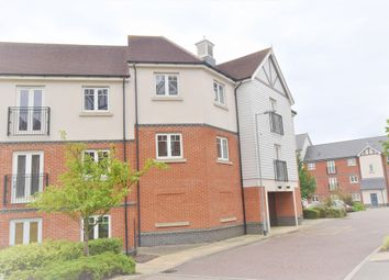 Thumbnail 2 bed flat to rent in Apprentice Drive, Colchester