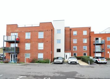 Thumbnail 2 bed flat for sale in Lett Lane, Ebbsfleet Valley, Swanscombe