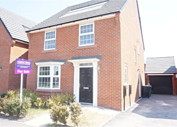 Thumbnail 4 bed detached house for sale in Walsingham Drive, Sandymoor, Runcorn