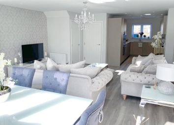 Thumbnail 3 bed semi-detached house for sale in Thackeray Drive, Northfleet, Kent