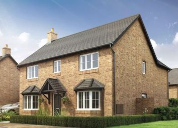 Thumbnail 4 bedroom detached house for sale in Armscote Road, Newbold-On-Stour, Warwickshire