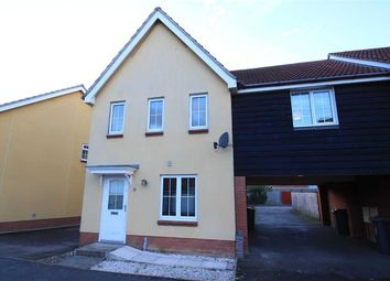 Thumbnail 3 bed link-detached house for sale in Spindler Close, Grange Farm, Kesgrave, Ipswich