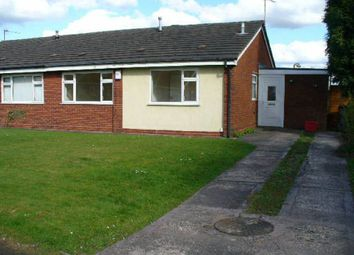 Thumbnail 2 bedroom semi-detached bungalow to rent in Regent Drive, St. Georges, Telford