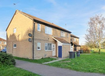 Thumbnail 1 bed maisonette for sale in Conway Close, Houghton Regis, Dunstable